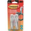 3M CORD CLIPS & BUNDLERS WITH COMMAND ADHESIVE No.17304 - 2 Bundl