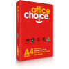 OFFICE CHOICE COPY PAPER A4 210X297MM REAM 80 gsm