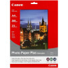 SG201A4 CANON PHOTO PAPERS 20 Sheets 260gsm Semi Gloss