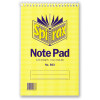 BOOK- NOTE SHORTHAND SPIRAX 563 100 PAGE