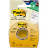658 POST-IT CORRECTION AND COVER-UP TAPE 25.4MM X 17.7M