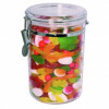 IMPRESS STORAGE CANISTERS Round Acrylic 175Ltr