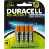 DURACELL RECHARGABLE BATTERY AAA Precharged Card4