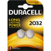 DURACELL SPECIALITY BUTTON Battery DL2032 Lithium 2 pack